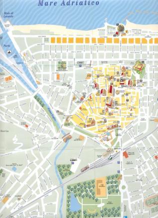Pesaro - zona centro mare - magazzino in locazione